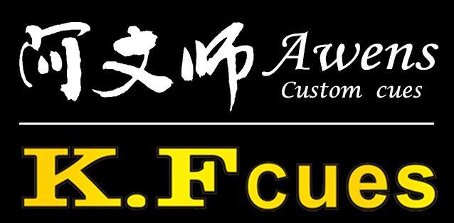 KF Cues_Awens Custom cues